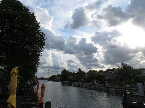 Hollandse Lucht in Muiden Dutch Sky van