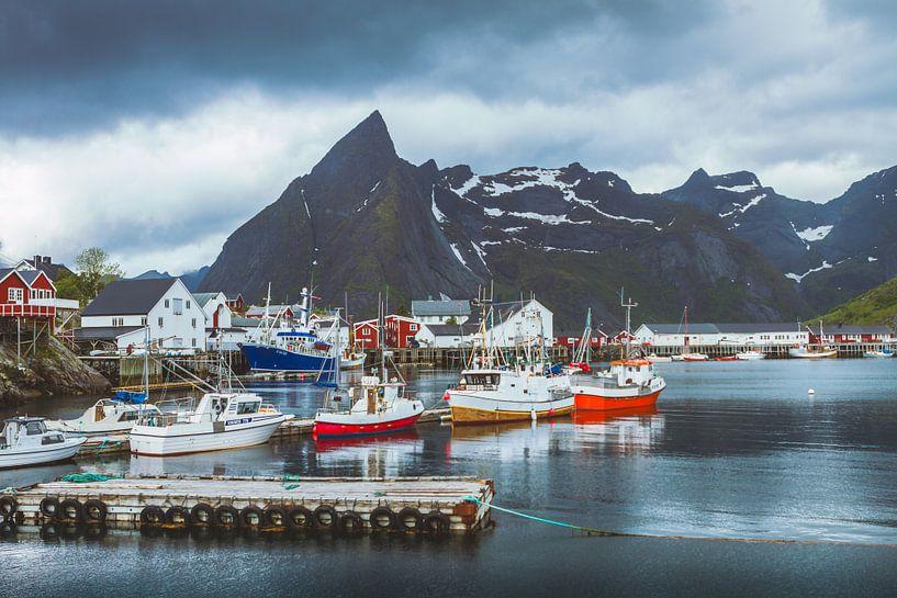 Hamnøy Lofoten sur Hamperium Photography