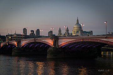 Die London Bridge von Ruben van Es