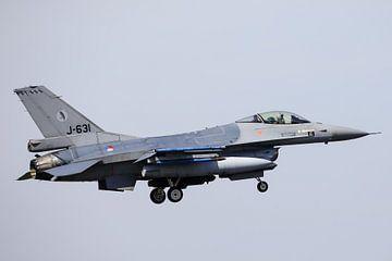 F-16 322 Squadron van Age Meijer