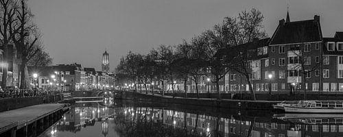 Utrecht Domtoren 4 van John Ouwens