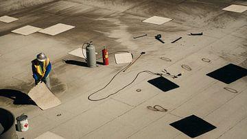 Roof #2 van Gijs Wilbers