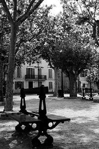 De bekende Place des Lices van Tom Vandenhende