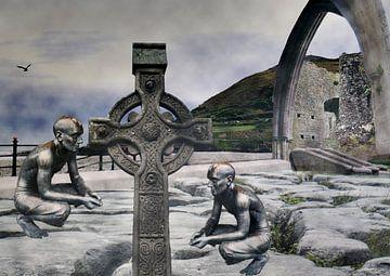 Yeats Ierland van Ans van der Heide