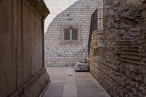 Gezellig steegje in Dubrovnik 2 van