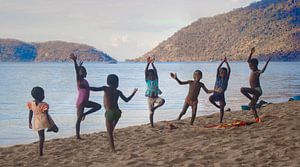 Yoga African style