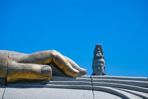 De hand van Boeddha