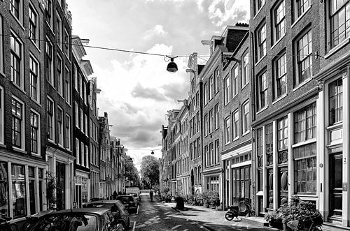 Binnen Brouwersstraat Amsterdam van Don Fonzarelli