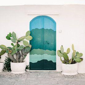 The Ostuni Door van Raisa Zwart