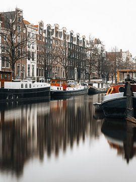 Keizersgracht, Amsterdam von Lorena Cirstea