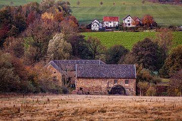 Walkmühle in Epen von Rob Boon