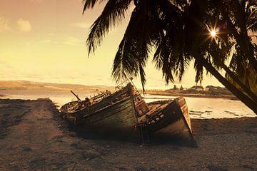 beach-schip van H.m. Soetens