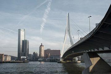 Skyline Rotterdam sur Tim Vlielander