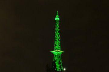 Feu vert pour la tour radio de Berlin