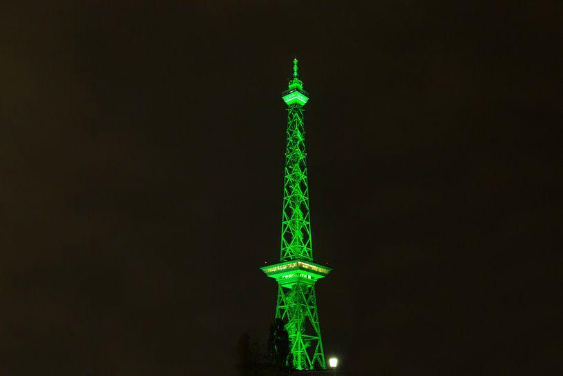 Feu vert pour la tour radio de Berlin sur Frank Herrmann