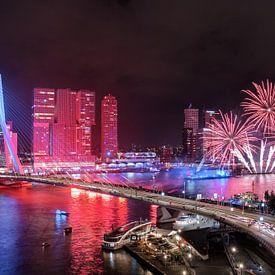 Feuerwerkshafen-Tage | Rotterdam von Menno Verheij / #roffalove