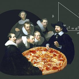 The Geometry Lesson sur Marja van den Hurk