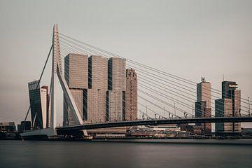 Erasmus Bridge, Rotterdam van