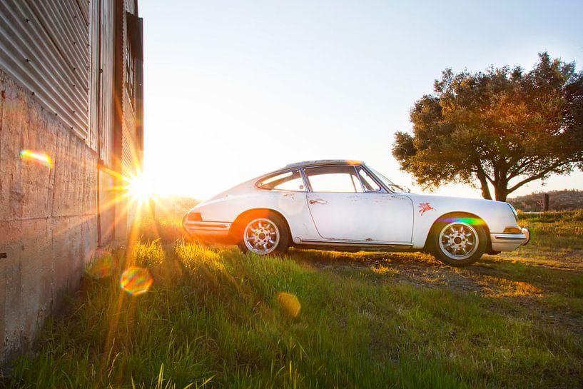 Barnfind '67 911 von Maurice van den Tillaard