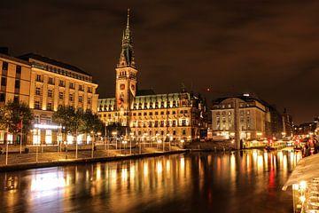 Hamburg van Paul Grünewald