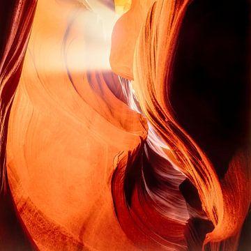 Antelope Canyon van Ko Hoogesteger