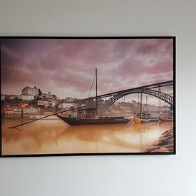 Kundenfoto: Mistig Porto von CANI Fotografie.