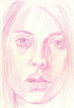 Pretty in Pink von ART Eva Maria