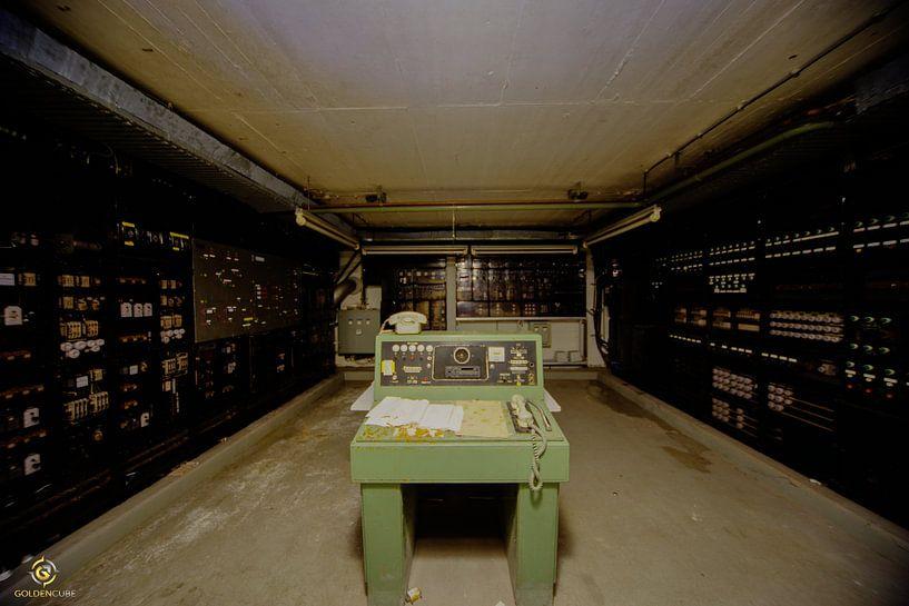 Atombunker von michel van bijsterveld