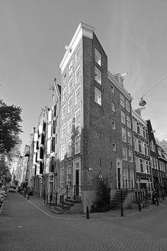 Amsterdam Prinsengracht von Marianna Pobedimova