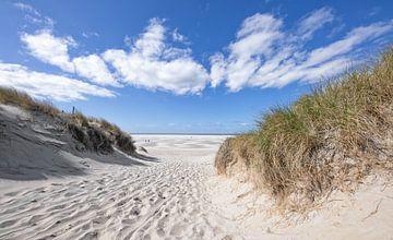 Strandeingang Texel von Justin Sinner Pictures ( Fotograaf op Texel)