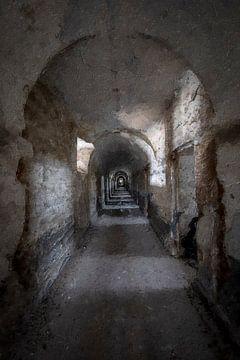 Urbex erkundet Gefängnis von Digitale Schilderijen