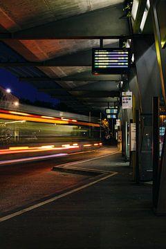 Busstation van Mister Moret Photography
