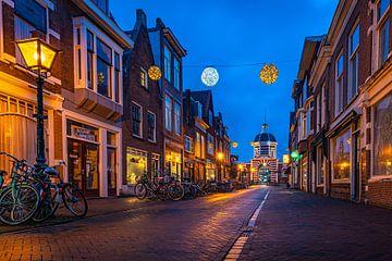 Leiden in Lockdown: Morspoort van Carla Matthee