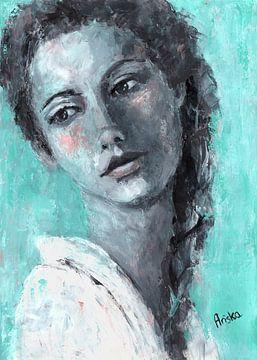 Joanne von Flow Painting