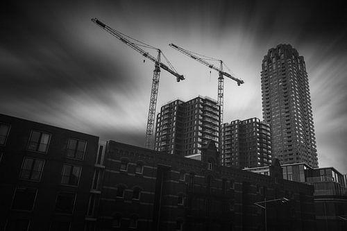 Building the Kop van Zuid