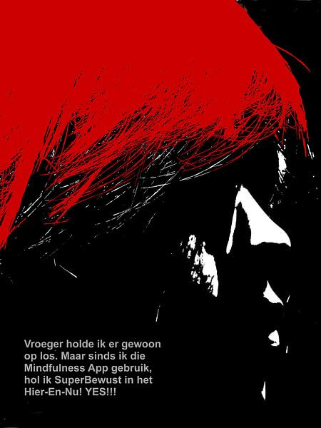 Dolende Dertigers: Er Gewoon Op Los Hollen! von MoArt (Maurice Heuts)