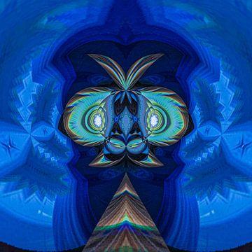 Phantasievolle abstrakte Twirl-Illustration 131/13 von PICTURES MAKE MOMENTS