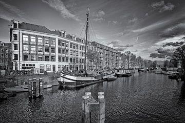 Zoutkeetsgracht in Amsterdam von Peter Bongers