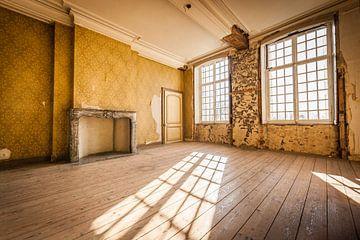 Kasteel kamer von Victor van Dijk