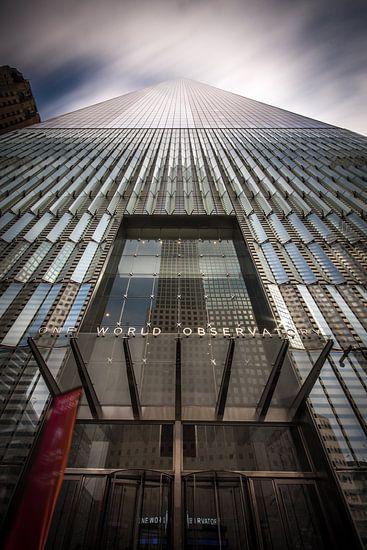 Freedom Tower portrait van Thomas van Houten