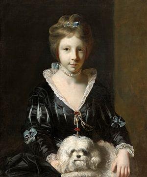 Fräulein Beatrix Lister, Joshua Reynolds