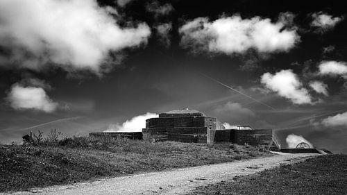 uitkijkpost De Wassermann Bunker Schiermonnikoog