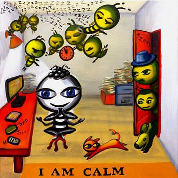 I am calm van Lorette Kos
