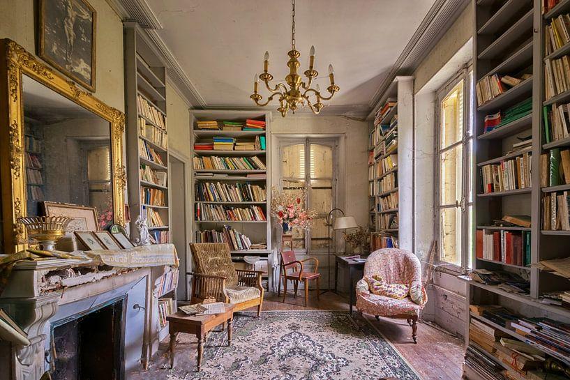 Lost Place - das Bücherzimmer von Linda Lu
