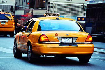 New York Taxi von Arno Wolsink