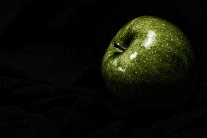 Green apple von Kristoff De Turck