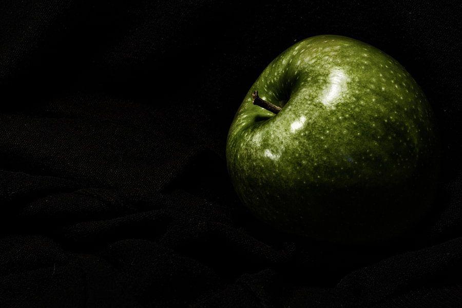 groene appel van Kristoff De Turck