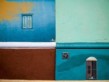 Old Trinidat facada, Svetlin Yosifov von 1x
