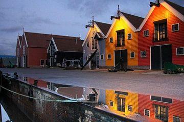 Colours mirrored von Saskia Jans