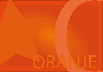 Oranje! van Ellen Voorn